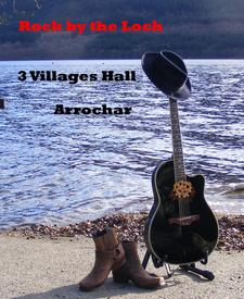 Rock by the Loch  / 3VH Events Group logo