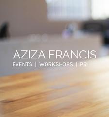 Aziza Francis  logo