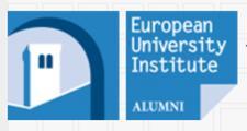 European University Institute Alumni Association logo