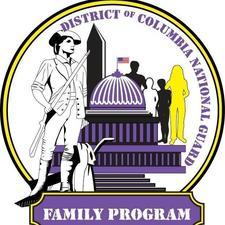 DC National Guard Family Program Office logo