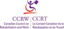 Canadian Council on Rehabilitation and Work & People in Motion logo