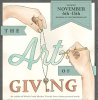 Whole Foods Market Presents: The Art Of Giving