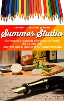 The NOCCA Institute's Summer Studio logo