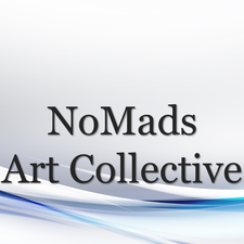 NoMads Art Collective logo
