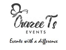 Crazee T's Events. logo