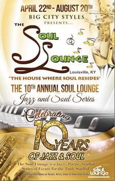 Soul Lounge Louisville logo
