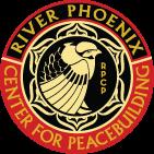 River Phoenix Center for Peacebuilding logo