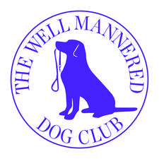 The Well Mannered Dog Club logo