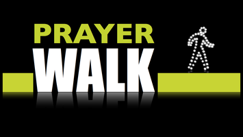 HCC Prayer Walk