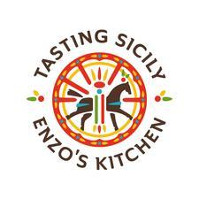 Tasting Sicily Enzo's Kitchen logo