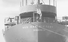 SS Red Oak Victory logo