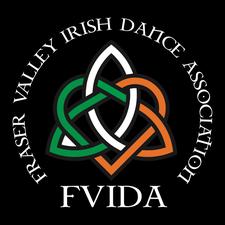 Fraser Valley Irish Dance Association logo
