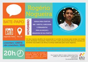SP :: Bate-papo :: Rogério Nogueira :: Venda para...