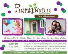 Plumkinville logo