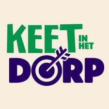 Keet in het Dorp logo