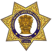 National Latino Peace Officers Association San Gabriel Valley Chapter logo