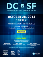 DC v SF: A Clash of Visions for Tech Policy