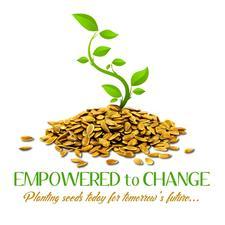 Empowered to Change non-profit organization  logo