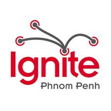 Ignite Phnom Penh logo
