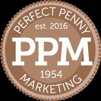 Perfect Penny Marketing logo