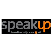 Speakup | bereikbaar zijn zoals jij wilt logo
