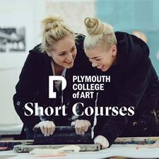 Short Courses at Plymouth College of Art logo