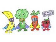 Free Fruits and Veggies Class for Kids