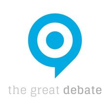 The Great Debate logo