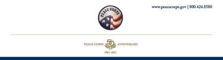 Peace Corp Information Session (10/24/13) RSVP