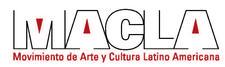 MACLA/Movimiento de Arte y Cultura Latino Americana logo
