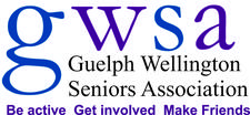 Guelph Wellington Seniors Association (GWSA) logo
