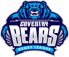 Coventry Bears Rugby League logo