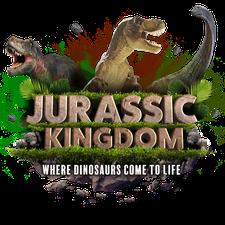 Jurassic Kingdom Tour Blackpool logo