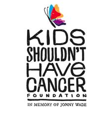 Kids Shouldn't Have Cancer Foundation logo