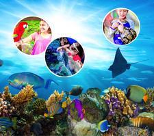 San Antonio Aquarium logo
