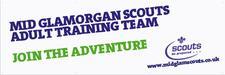 Mid Glamorgan Area Adult Training Team logo