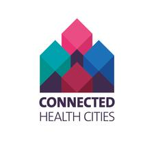 Connected Health Cities (CHC) logo