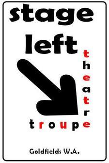 Stage Left Theatre Troupe logo