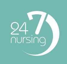 24/7 Nursing  logo
