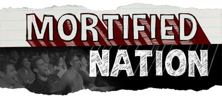 Mortified Nation Boston Film Premiere!  November 12th...
