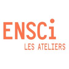 ENSCI-Les Ateliers logo