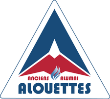 Alouettes Alumni Association logo