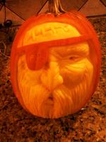 Professional Pumpkin Sculpting at Mariano's!
