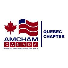 AMCHAM QUÉBEC logo
