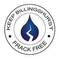 Keep Billingshurst Frack Free logo
