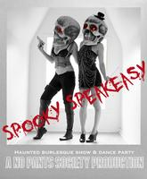 Spooky Speakeasy