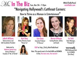 Navigating Hollywood's Cutthroat Corners: How to Thrive as...
