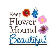 Keep Flower Mound Beautiful logo