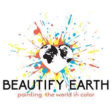 Beautify Earth logo