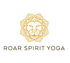 Roar Spirit Yoga  logo